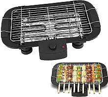 1500W Indoor Smokefree Electric Barbecue Grill
