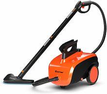 1500W Steam Mop Hand Held Cleaner Steamer Floor