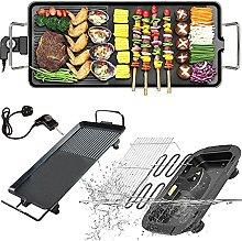 1500W Teppanyaki Electric Grill Table-top Electric