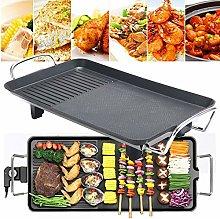 1500W Teppanyaki Grill with 5 Adjustable