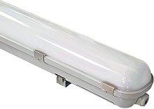 150cm 48W V-TAC LED Waterproof Fitting, LED Tube,