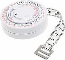 150cm Measure Calculator Diet Weight Loss Tape