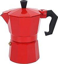 150ml Coffee Pot 3Cup Aluminum Coffee Maker Pot
