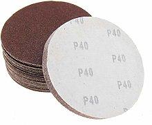 150mm Sanding Discs Hook and Loop Backing