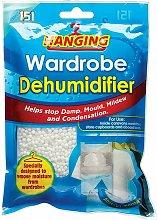 151 Hanging Wardrobe Dehumidifier, 180g