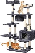 157cm Large Cat Tree Activity Centre Sisal