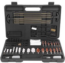 158pcs Outdoor Shotguns Barrel Cleaning Kit Black
