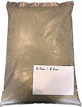 15KG Bag of Glass Sand/Shot Blasting GRIT Fine