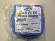15m Easyfix Secondary Glazing Kit for Windows -
