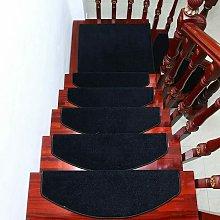 15Pcs/Set 55x21cm Carpet Stair Treads Non-Slip