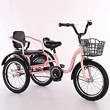 16/18 Inch Children's Tricycle High Carbon