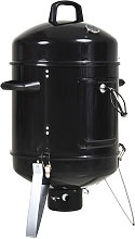 16' Charcoal Smoker Grill Metal Outdoor