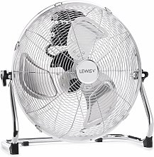 16 Inch Velocity Floor Fan Industrical Cooler Gym