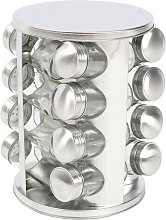 16 Jar Free Standing Spice Rack Belfry Kitchen
