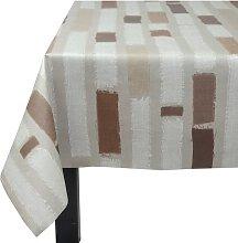 160 cm W x 160 cm D Square Wipe-clean Tablecloth