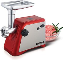 1600W Electric Meat Grinder with 3 Metal Cutting