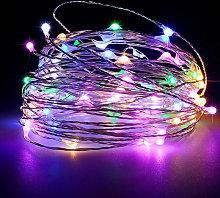 16FT 50LEDs String Lights USB Fairy Lamp Christmas