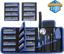 170 in 1 Mini Screwdriver Set Precision Tool Kit