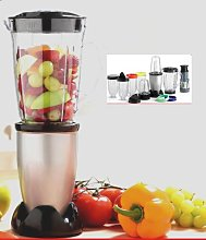 17PC ALL IN ONE MULTI FOOD~SMOOTHIE BLENDER BULLET