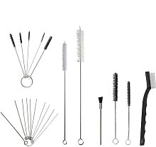 17pcs Spray Lance Nozzle Cleaning Repair Tool
