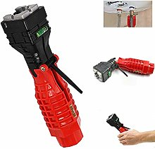 18 in 1 Faucet And Sink Installer Tool, Multi tool