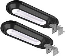 18 LED Solar Street Light, Outdoor Solar Lamp 180