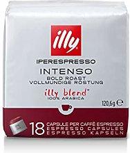 18 Pods Capsule Caffe 'Illy Iperespresso