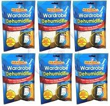 18 x Wardrobe Dehumidifier