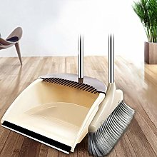 180° Rotation Dust Broom and Dustpan
