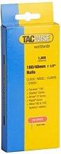180 Series 0747 Pack of 1000 x 18 Gauge 40mm Nails