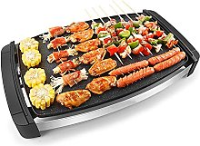 1800W Indoor Barbecue Smokeless Grill, Removable