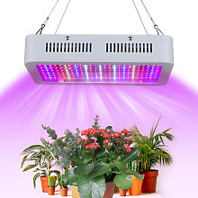 1800W LEDs Grow Light with Hanging Chains Rope