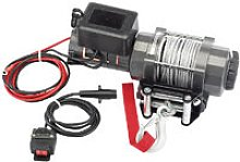 1814kg 12V Recovery Winch