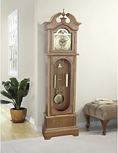 182cm Grandfather Clock Astoria Grand Finish: