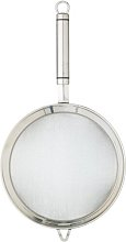 18cm Oval Handled Professional Stainless Steel