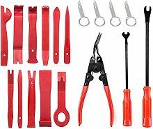 18Pcs Auto Trim Removal Tool Kit Car Interior