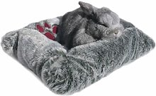 19600 - Snuggles Luxury Plush Bed