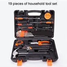19pcs DIY Household Hand Electric Repair Tool