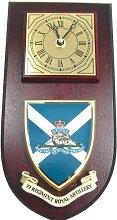 19th Regiment Royal Artillery Wall / Mess Clock