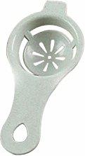 1PC 13 * 6cm Plastic Egg Separator White Yolk