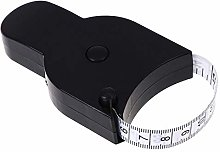 1pc 150cm Retractable Ruler Body Fat Weight Loss