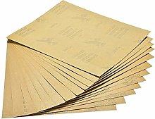 1PC 28x23cm Waterproof Sanding Paper Wet Polishing