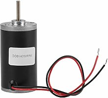 1pc 31ZY Permanent Magnetic DC Carbon Brush Motor