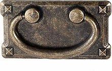 1pc 64mm Antique Pull Handles Retro Alloy Panel