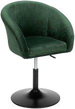 1pc Adjustable Bar Stool Dining Chair Bucket-style