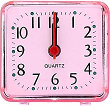 1PC Bedroom Bedside Electronic Clock Cute Alarm