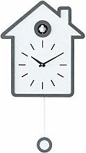1pc Cuckoo Clock Living Room Wall Alarm Clock Bird