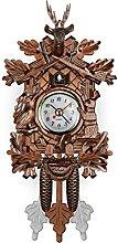 1pc Cuckoo Clock Premium Chalet-Style Cuckoo Clock