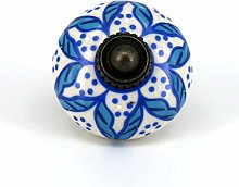1PC Decorative Ceramic Cupboard Door Knobs,