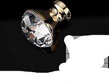 1PC Home Kitchen Decor Modern Diamond Knobs